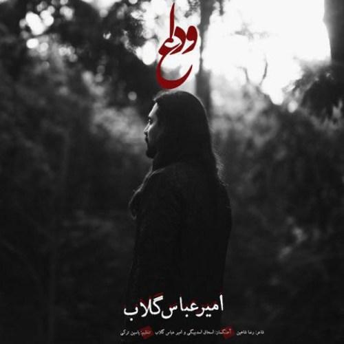 وداع امیر عباس گلاب