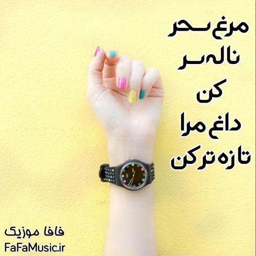 مرغ سحر ناله سر کن محمدرضا شجریان