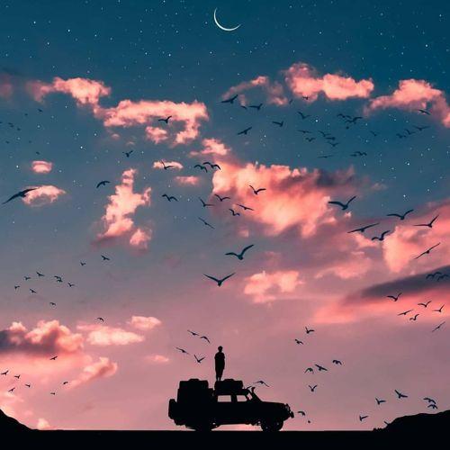 از خواب برگشتم به تنهایی والایار